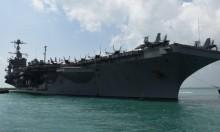 Vì sao TQ từ chối cho tàu sân bay Mỹ thăm cảng Hongkong?