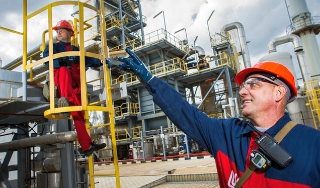 Lukoil tính bán nhà máy lọc dầu Ukhta - Petrotimes