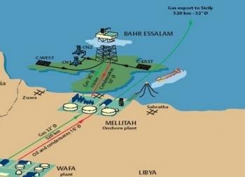 libya khoi phuc hoat dong khai thac dau khi o mo wafa