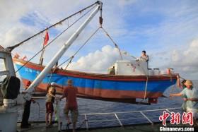 32 tàu cá Trung Quốc bắt đầu đánh bắt trái phép tại quần đảo Trường Sa