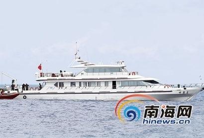 """Trung Quốc tăng cường """"Cam Tuyền đảo"""" cho """"thành phố Tam Sa"""""""