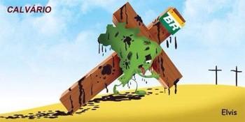 "Brazil chao đảo vì ""siêu bão"" Petrobras"