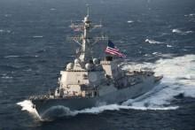 Tướng Mỹ tuyên bố sẽ tiếp tục hoạt động ở Biển Đông