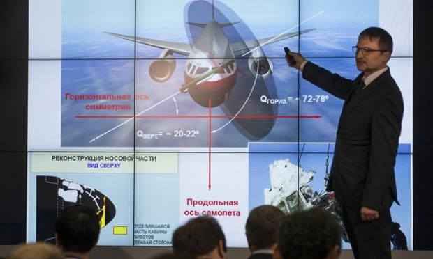 """Nga tung bằng chứng """"sốc"""" về hung thủ bắn rơi MH17"""