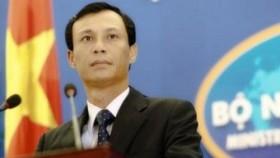 Phản đối Trung Quốc cấp giấy chứng minh nhân dân phi pháp ở Hoàng Sa