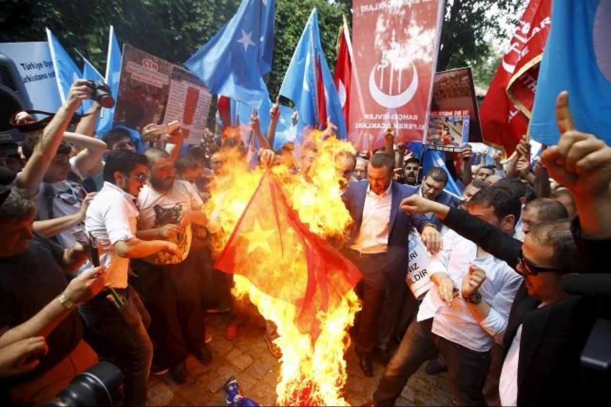 Trung Quốc - Thổ Nhĩ Kỳ bùng phát căng thẳng vì người Duy Ngô Nhĩ