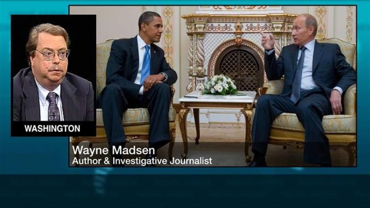 Mỹ đang tìm cách lật đổ Tổng thống Nga Putin?