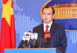 """Họp báo Bộ Ngoại giao: """"Nóng"""" tình hình sức khỏe Bộ trưởng Quốc phòng Phùng Quang Thanh"""