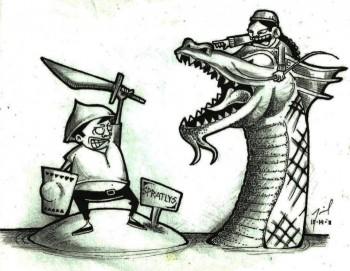 Không để cho Trung Quốc làm càn!