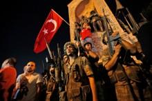 Đảo chính quân sự ở Thổ Nhĩ Kỳ