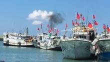 """Đài Loan theo """"gót"""" Trung Quốc gây rối ở Biển Đông"""
