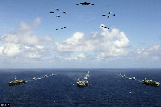 Biển Đông: Trung Quốc lại khó chịu với Mỹ