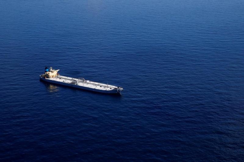 """Tàu chở dầu Venezuela """"chơ vơ"""" ngoài bờ biển Mỹ, chờ thư tín dụng"""