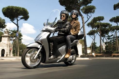 Honda công bố SH phiên bản châu Âu