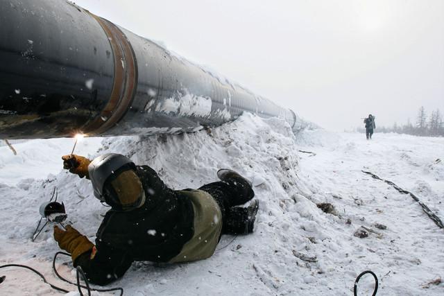 Trung Quốc đầu tư 10 tỷ USD vào các mỏ khí đốt của Nga