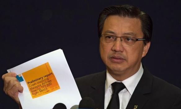 Bản báo cáo về MH17 có vấn đề!