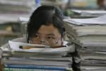 Những kỳ tích trên... giấy của ngành giáo dục Trung Quốc