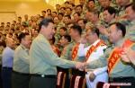 """Tập Cận Bình lại """"thúc"""" quân đội Trung Quốc chuẩn bị cho chiến tranh khu vực"""