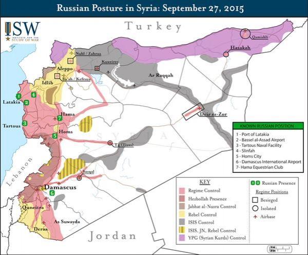 Nga bắt đầu chiến dịch không kích IS tại Syria