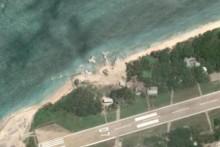 Đài Loan bị nghi xây tháp pháo phòng không trên đảo Ba Bình