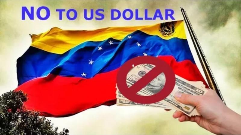 venezuela lan dau niem yet gia dau bang dong nhan dan te