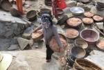Ngư dân tỉnh Quảng Ngãi trúng đậm ruốc đầu mùa