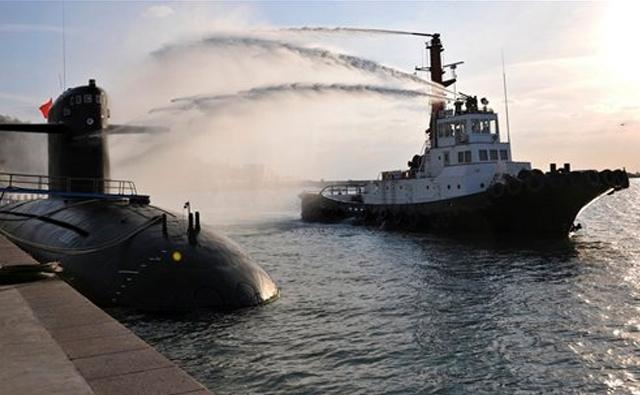 """Trung Quốc """"khoe"""" hạm đội tàu hạt nhân nhằm mục đích gì?"""