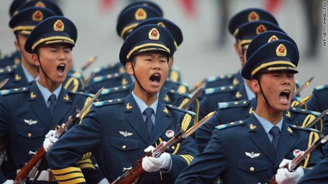 """Trung Quốc lên kế hoạch """" xây dựng quân đội lớn nhất thế giới"""""""