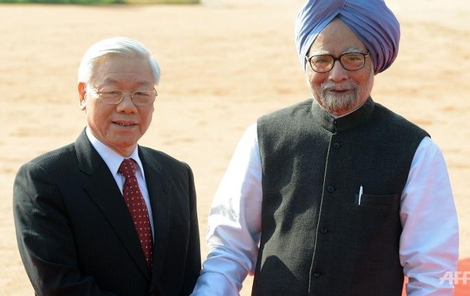Trung Quốc nói gì về thỏa thuận dầu khí Việt - Ấn trên Biển Đông?