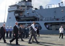 Tổng thống Mỹ khẳng định cam kết 'bọc thép' bảo vệ Philippines