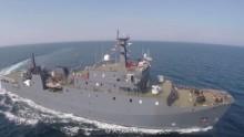 Trung Quốc đưa tàu vận tải quân sự lớn nhất ra Biển Đông