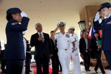 Nhật chưa tuần tra Biển Đông, nhưng sẵn sàng yểm trợ Mỹ