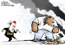 """Vì sao Thổ bị quy kết """"đồng lõa với khủng bố""""?"""
