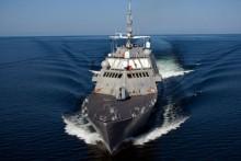 Mỹ điều chiến hạm USS Milwaukee tới tuần tra Biển Đông