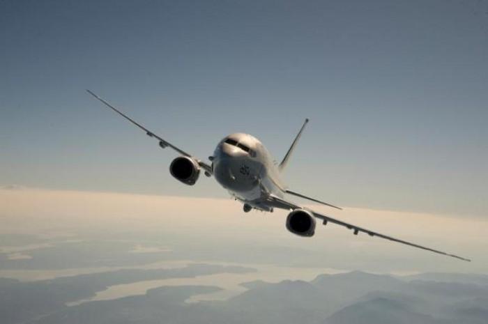 Mỹ triển khai máy bay do thám Biển Đông từ Singapore