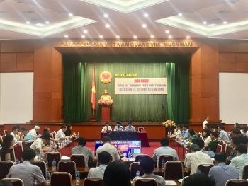 Hội nghị trực tuyến đánh giá triển khai thi hành Luật Quản lý, sử dụng tài sản công