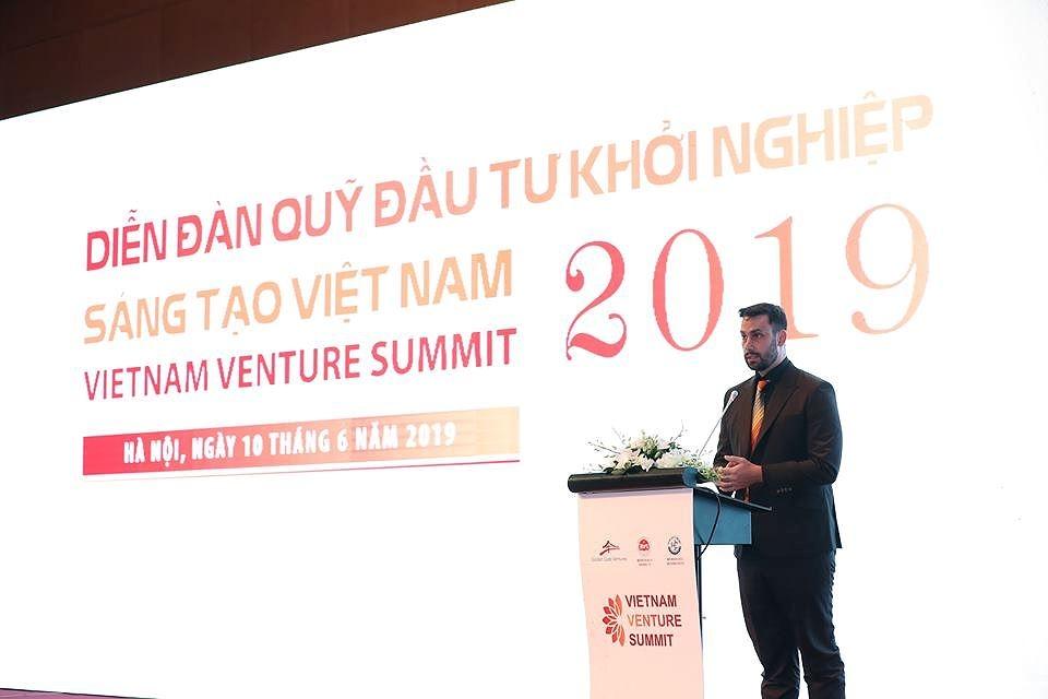 vietnam venture summit 2019 tao ket noi voi quy dau tu quoc te