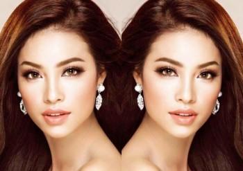 Phạm Hương được dự đoán Á hậu 1 Miss Universe