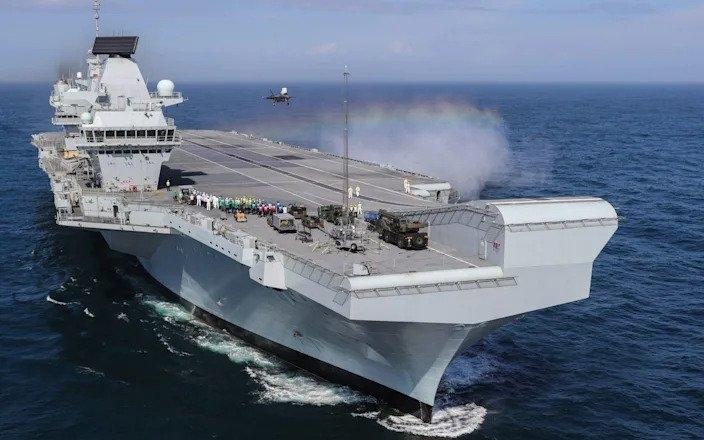 """Anh và Mỹ cam kết """"tự do hàng hải"""" tại Ấn Độ-Thái Bình Dương"""