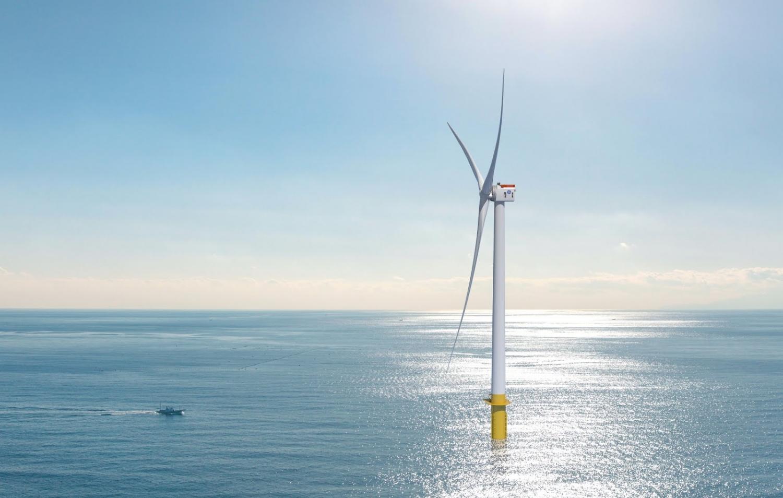 Trang trại gió ngoài khơi lớn nhất thế giới sử dụng tuabin khủng của GE
