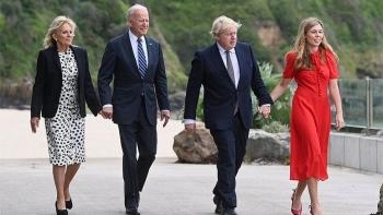 Thành quả chính sau cuộc gặp đầu tiên giữa Tổng thống Mỹ Biden và Thủ tướng Anh Johnson