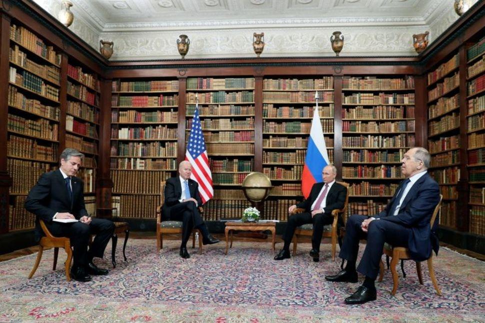 Thượng đỉnh Mỹ - Nga: Cuộc gặp được trông đợi nhất trên bình diện địa chính trị năm 2021