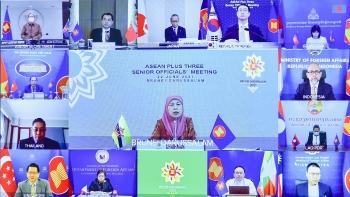 Quan chức cao cấp ASEAN+3 trao đổi về mở rộng kết nối khu vực, từng bước dỡ bỏ hạn chế đi lại