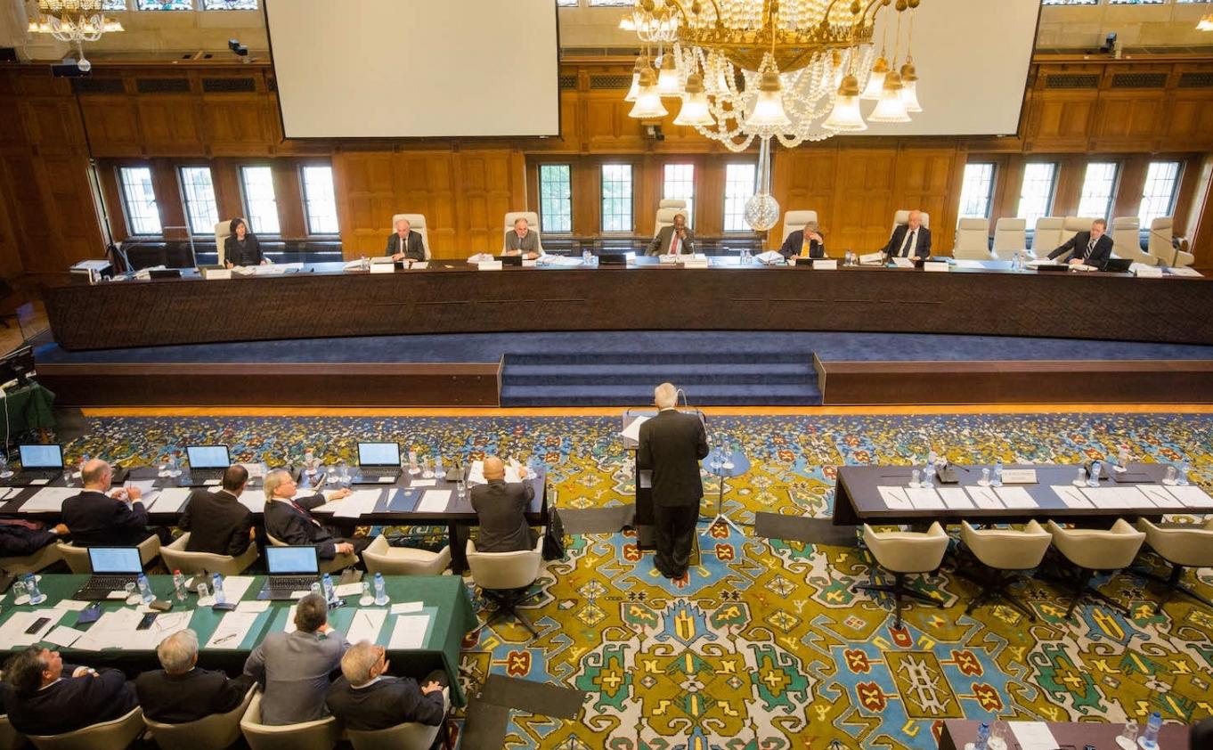 Cộng đồng quốc tế đề cao giá trị pháp lý của UNCLOS và phán quyết của Tòa trọng tài quốc tế về Biển Đông