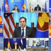Hội nghị đặc biệt Bộ trưởng Ngoại giao ASEAN-Hoa Kỳ về đối tác chiến lược, chống Covid-19 và Biển Đông