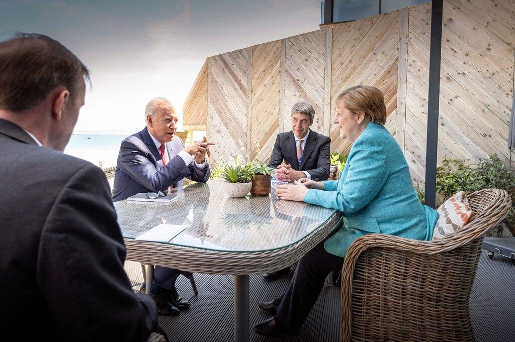 """Thượng đỉnh Mỹ-Đức: Nord Stream 2 sẽ tiếp tục là bất đồng """"gai góc"""""""