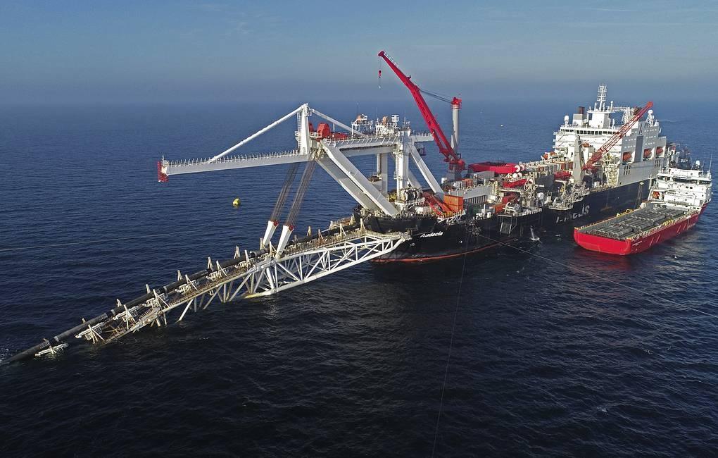 Nord Stream 2 sẽ được hoàn thành vào cuối tháng 8 và  bắt đầu dẫn khí trong năm nay