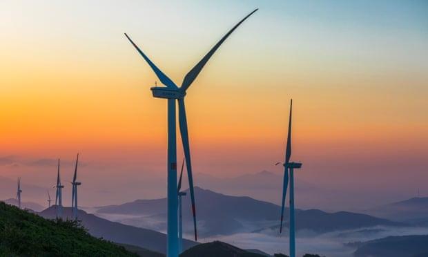 Bước tiến xanh: Trung Quốc tăng cường công suất năng lượng tái tạo