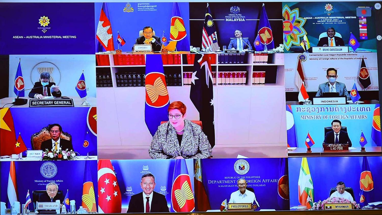 Hội nghị Bộ trưởng Ngoại giao ASEAN-Australia về hợp tác khu vực và Biển Đông