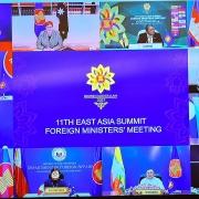 Hội nghị Bộ trưởng Ngoại giao Cấp cao Đông Á lần thứ 11 về khu vực và Biển Đông
